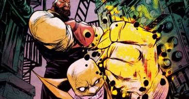 Powerman and Iron Fist