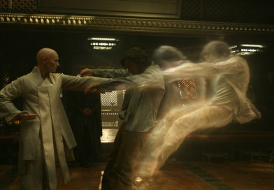 First Trailer for Marvel's Doctor Strange Unleashed!