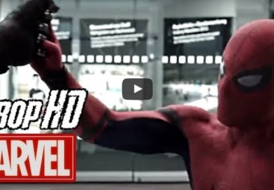 Spider-Man vs Winter Soldier in latest Captain America: Civil War trailer!