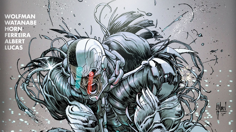 Cyborg (2015) #10 Review