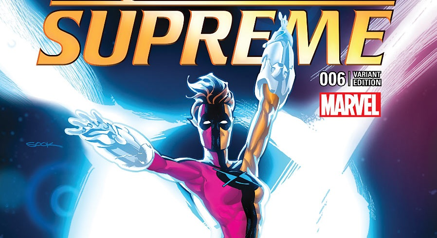 Squadron Supreme (2015) #6 Review