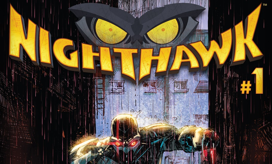 Nighthawk (2016) #1 Review