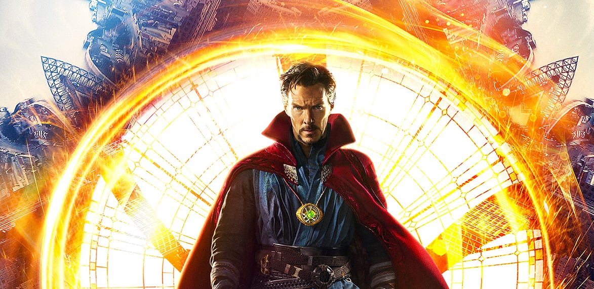 New Doctor Strange Trailer!