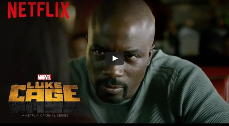 Netflix's Luke Cage Launch Trailer!