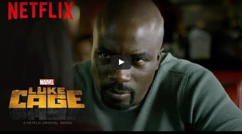 Netflix's Luke Cage Launch Trailer!