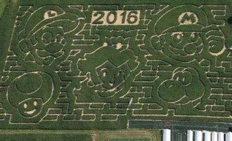 Super-Mario-Corn-Maze