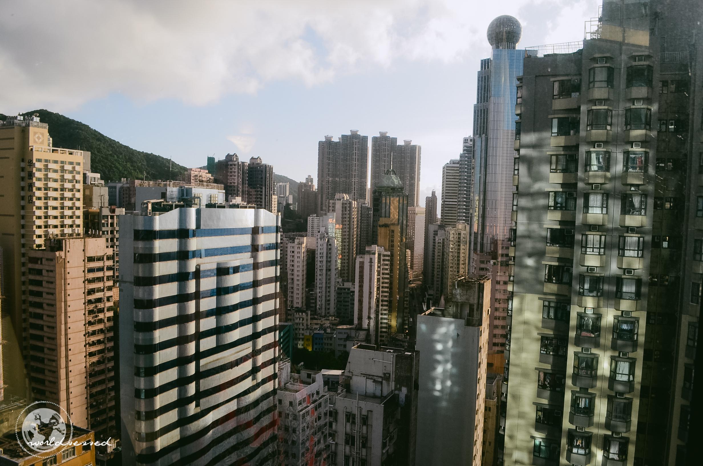 $$ Hotel Review: Island Pacific Hotel Hong Kong