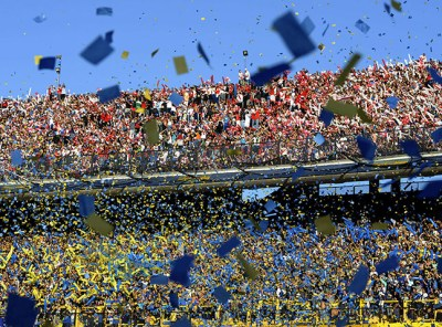 Examining The Boca Juniors vs. River Plate Rivalry Ahead of Copa Sudamericana Clash - World ...