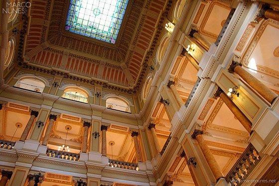 Biblioteca Nacional - National Library - Rio de Janeiro