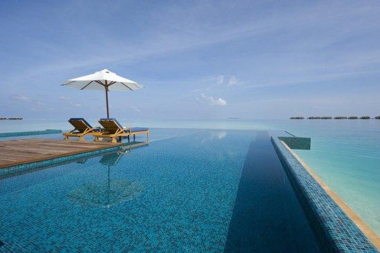 Conrad Maldives Rangali Island Maldives Infnity Pool