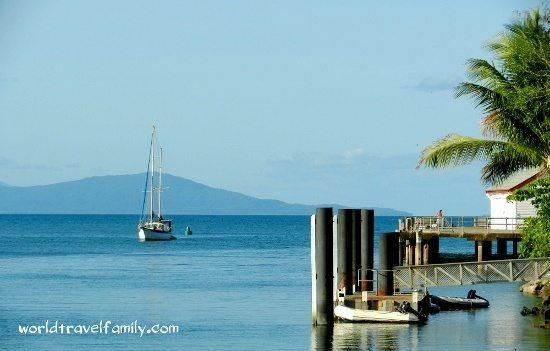 Port Douglas Dickinson Inlet Travel Blog