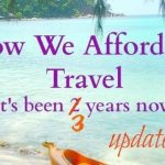 Finding The Money to Travel.