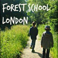 What is Forest School? Worldschooling in London