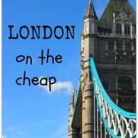 London on the Cheap.