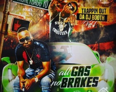 Moneybagg Yo - Trappin Out Da DJ Booth: All Gas No Brakes