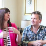 "Keith & Kristyn Getty talk about ""Holy, Holy, Holy, Lord God Almighty"""