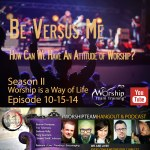 Episode 10-15-14 | Season 2 #WorshipTeamHangout