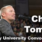 Video: Chris Tomlin @ Liberty University