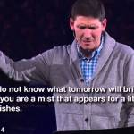 Matt Chandler @ Passion 2015 Houston