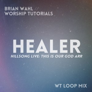 Healer- WT loop - cover