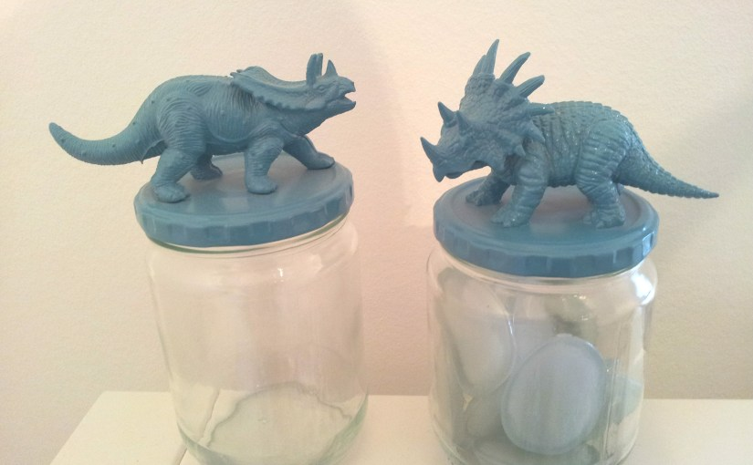 Mason Jar Animals