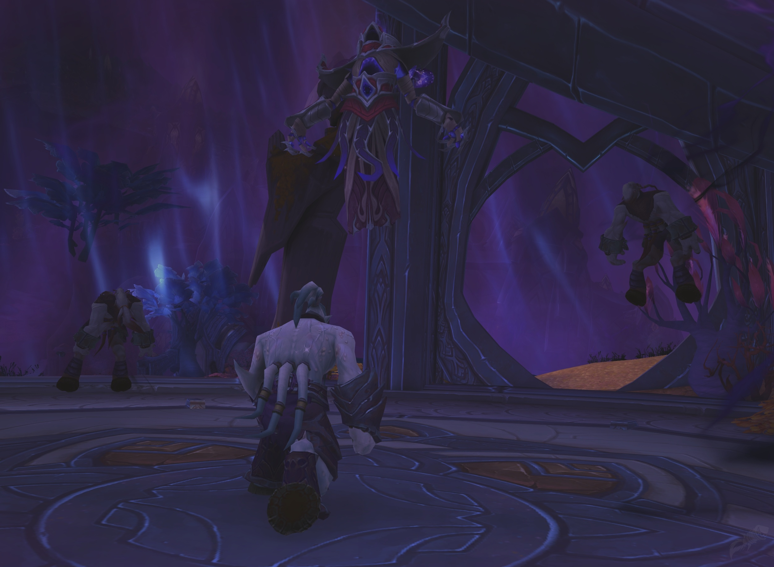 Absorbing Warcraft Throwing Shade Wow Bugged Peril Quest World nice food Throwing Shade Wow