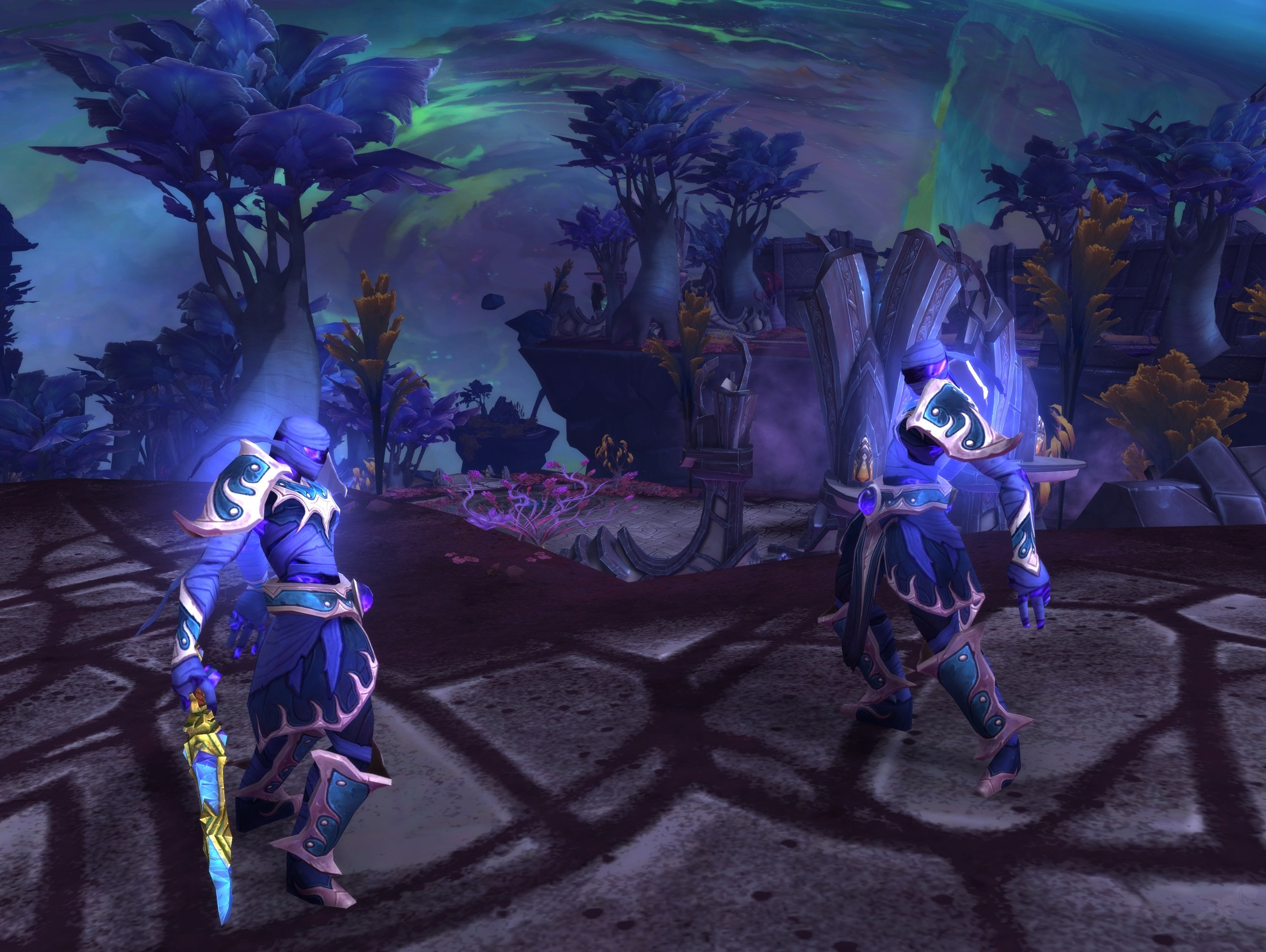 Smartly Shadowguard Incursion Quest World Warcraft Throwing Shade Wow Bugged nice food Throwing Shade Wow
