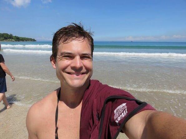 Blogging from Paradise by Ryan Biddulph