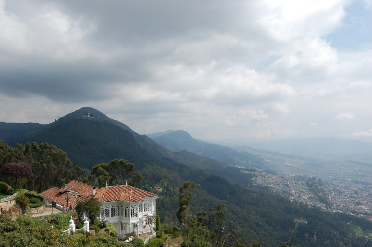 Cerro de Monserrate, Bogota - by rutabogo:Flickr