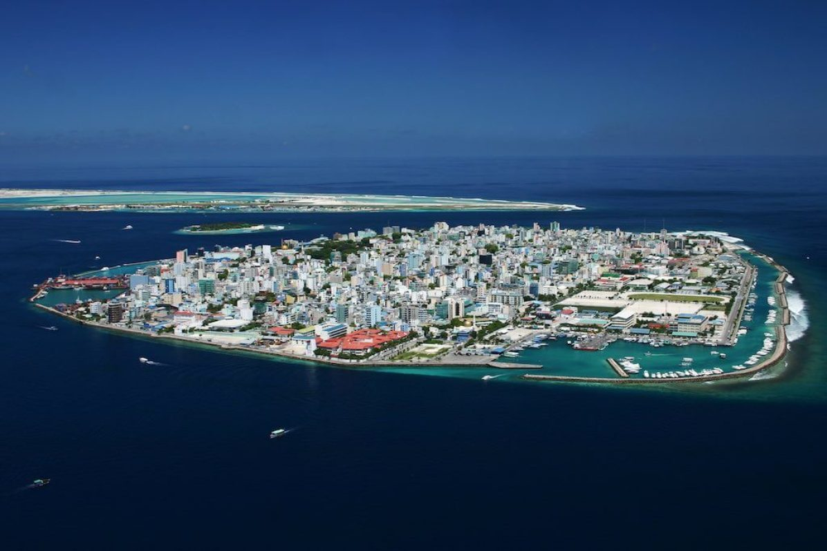 Malé, Maldives - by Shahee Ilyas:Wikimedia