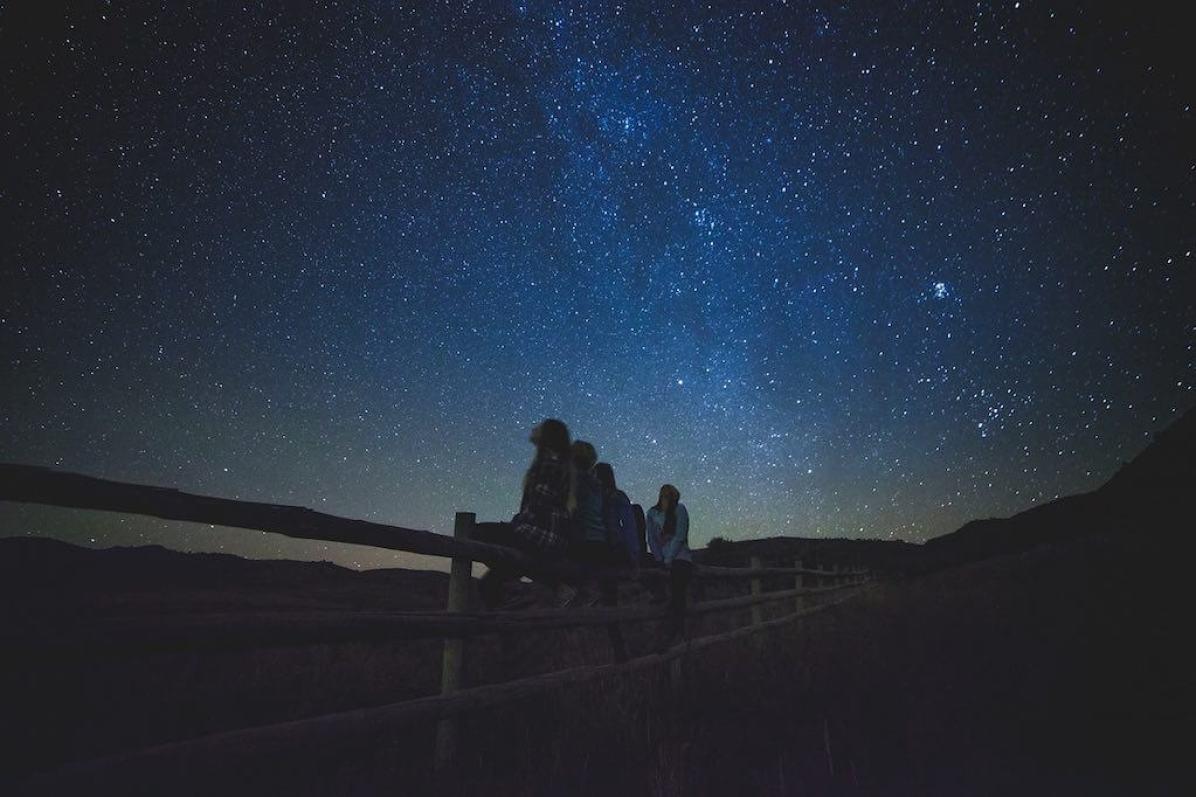 Stargaze, Namibia - by Unsplash:Pixabay