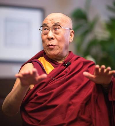 The Dalai Lama responds to the Paris attacks | Justin Whitaker