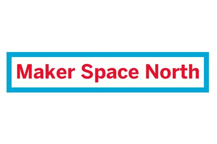 Maker Space North Logo