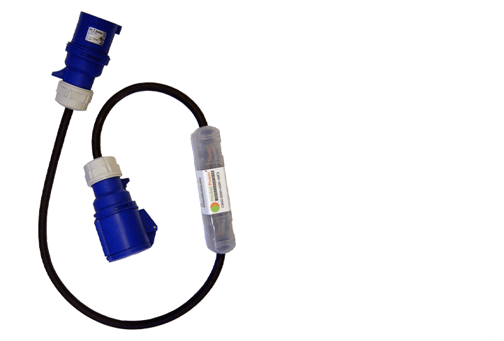 smart power cable monitoring