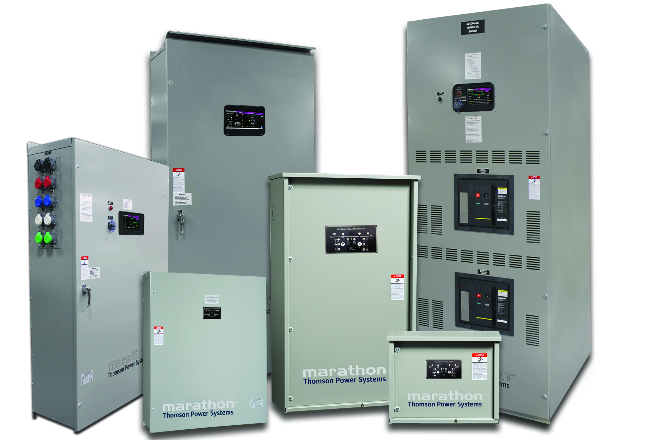 Switchgear & Transfer Switches - Two Rivers Power