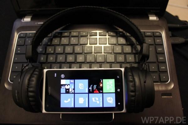 iCandy Freedom 180 Wireless Bluetooth Stereo Kopfhörer 4