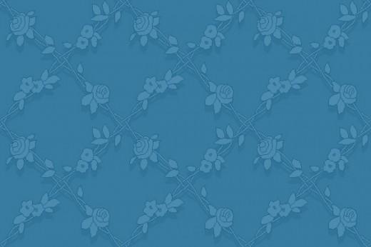 Excellent Blue Pattern