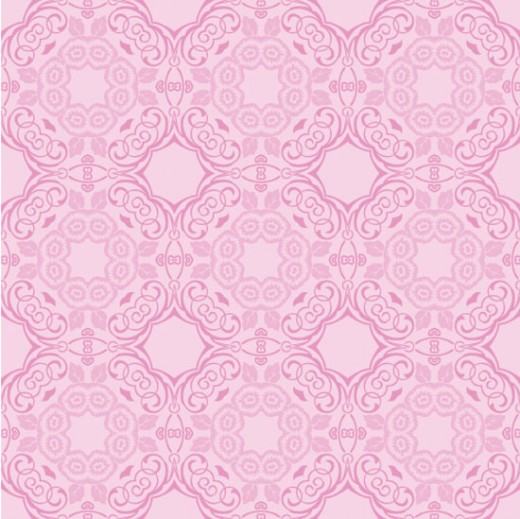 Free Vector Seamless Floral Patterns