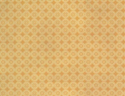 Goldenrod Ornamental Pattern