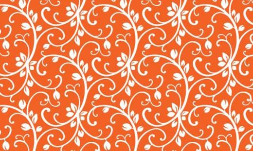 Leafy Orange