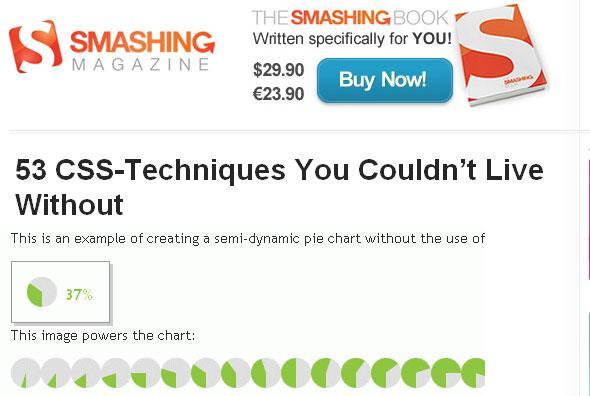 CSS-Techniques