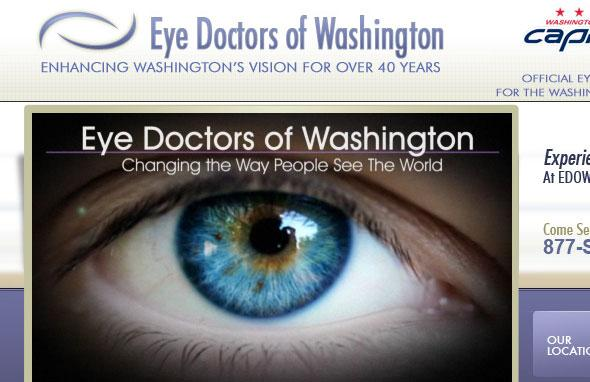 Eye Doctors of Washington - eye surgery and LASIK