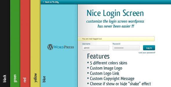 wp-nice-screen-login