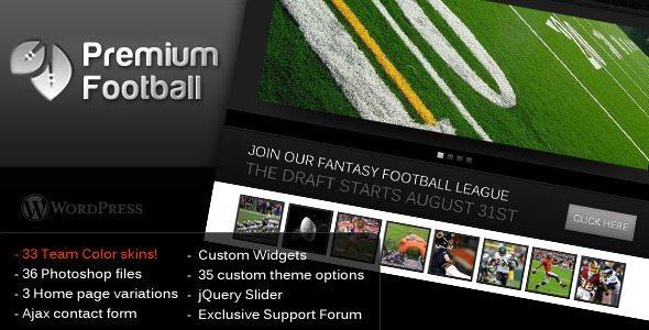 Premium Football