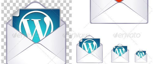 WordPress text message