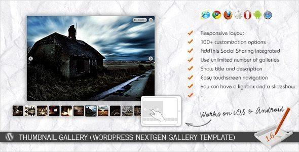 Thumbnail-Gallery-WP NextGEN-Gallery