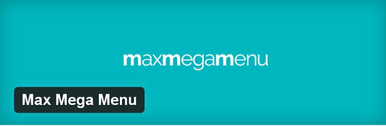 WordPress plugins for business - Max Mega Menu