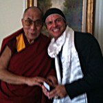 Copy of Dalai Lama & Tom