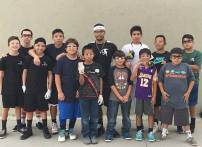 Timbo Clinic at Downey 2016A