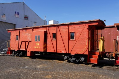 Western Pacific Railroad Museum - sn1642